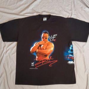 1999 WWF The Rock Vintage T-Shirt
